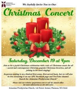 APC 2020 Christmas Concert